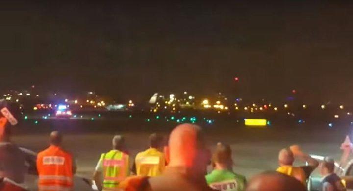 الاحتلال يلغي الطوارئ في مطار بن غوريون بعد إعلانه بدقائق