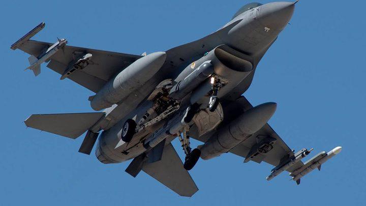 """واشنطن تحبط صفقة إسرائيلية لبيع طائرات """"إف 16"""" لكرواتيا"""