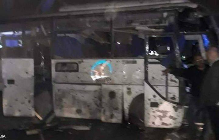 النائب العام المصري يعلن عن 4 قتلى في حادث تفجير الهرم