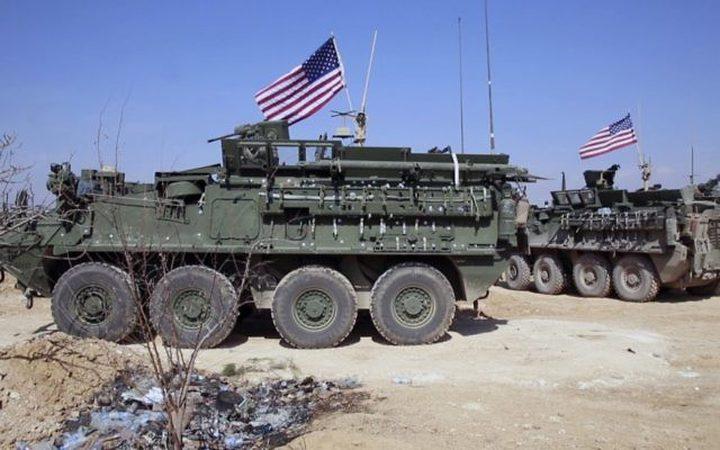 انسحاب القوات الأمريكية من سوريا قد يستغرق عدة أشهر