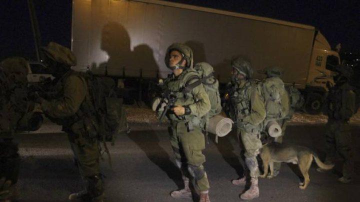 """قوات الاحتلال تعتقل الفتى """"كرم أبو شهاب"""" من قلقيلية"""