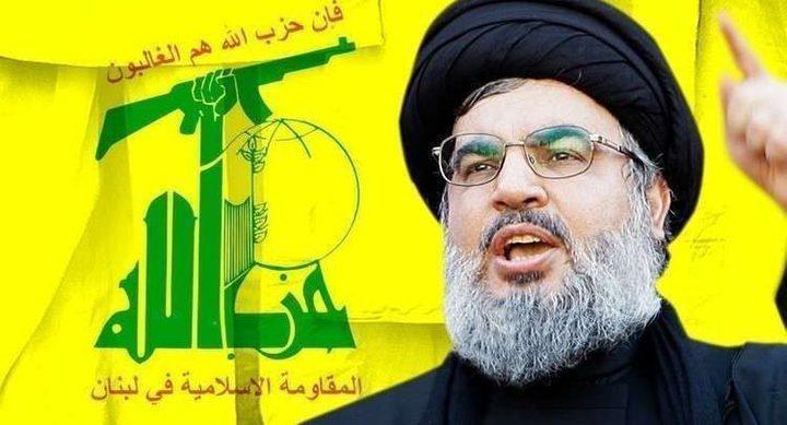 """الناطق باسم قوات الاحتلال لحسن نصر الله: """"ليش ساكت"""""""