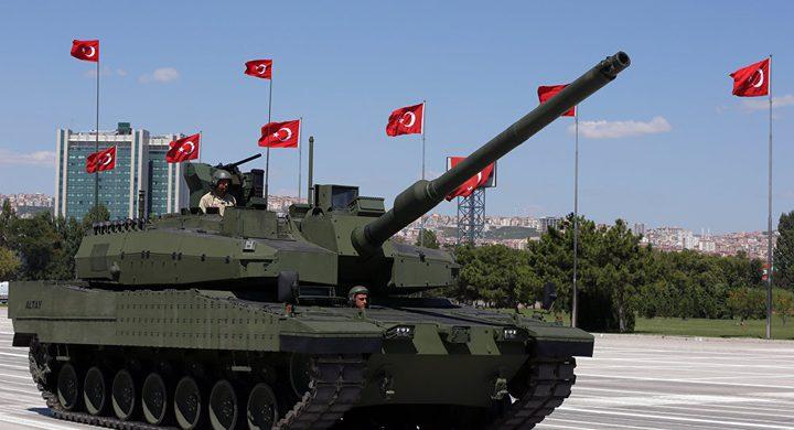 تركيا تنتج قذائف دبابات متطورة