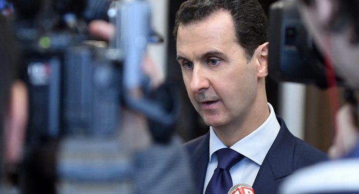 رئيس عربي آخر يزرو سوريا لأول مرة