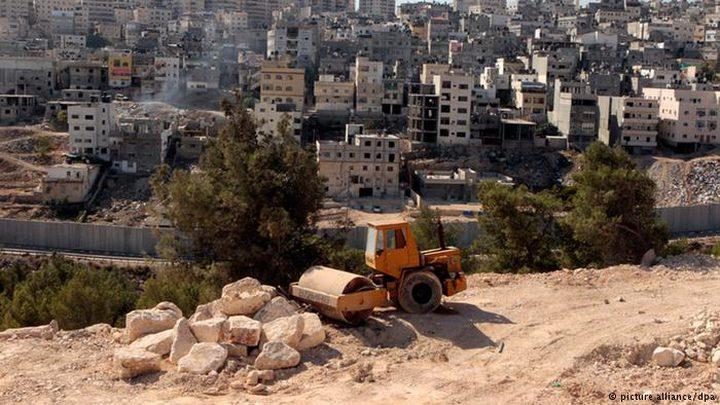 اعتراض على استيلاء الاحتلال على 1200 دونم