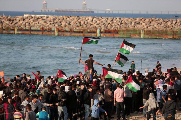 غزة: تأجيل الحراك البحري الثاني والعشرين للأسبوع الحالي