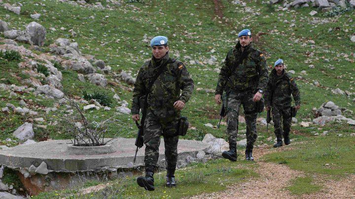"""اليونيفيل: نفق حدودي يعبر الخط الأزرق إلى شمال """"إسرائيل"""""""