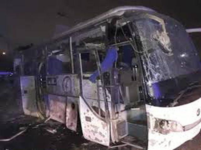 سائق الحافلة يروي تفاصيل انفجار الهرم