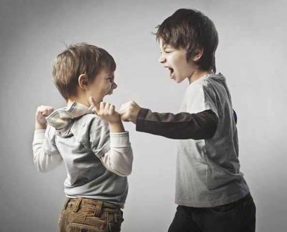دراسة: نسبة عنف الأطفال تتزايد قبل بلوغهم سن الرابعة
