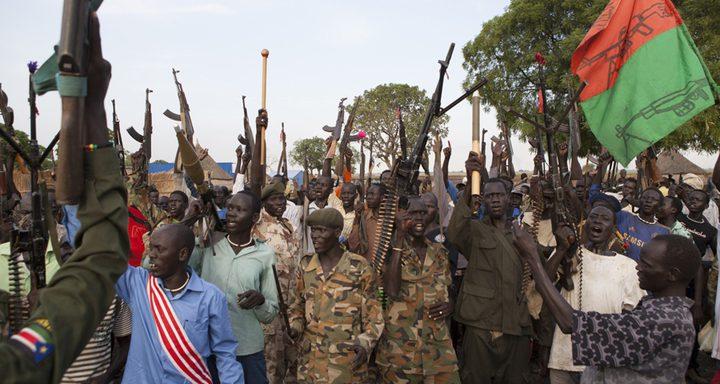 ضبط خلية اغتيالات شمالي العاصمة السودانية