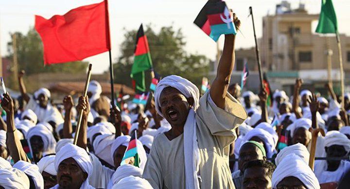 القبض على خلية اغتيالات وسط مظاهرات اليوم في السودان