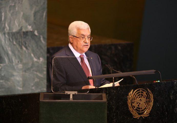 """طلب """"دولة فلسطين"""" كاملة العضوية الشهر المقبل"""