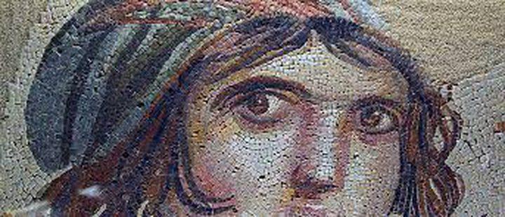 """لوحة """"الفتاة الغجرية"""" من تركيا الى الولايات المتحدة"""