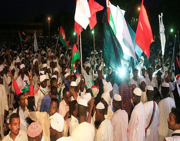 الحكومة السودانية تزف بشرى للمتظاهرين