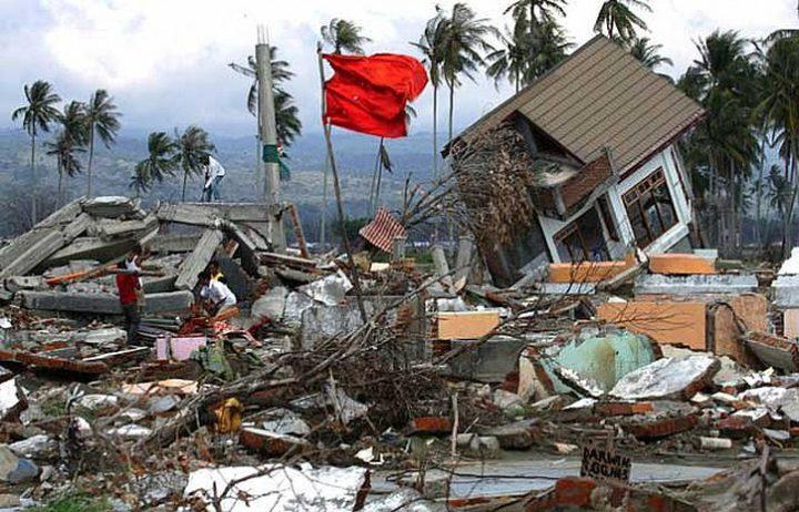 50 مليار إسترليني تكلفة 10 كوارث بسبب التغير المناخي في 2018
