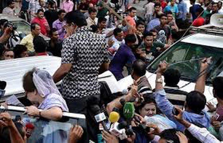 بنغلاديش.. مقتل 16 شخصًا في أعمال عنف خلال الانتخابات