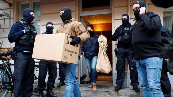 اعتقال مواطن سوري في ألمانيا