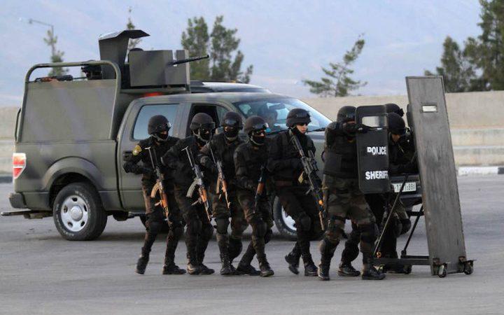 """الامن الوطني يمنع دوريات الاحتلال من دخول منطقة""""رأس الجورة"""""""