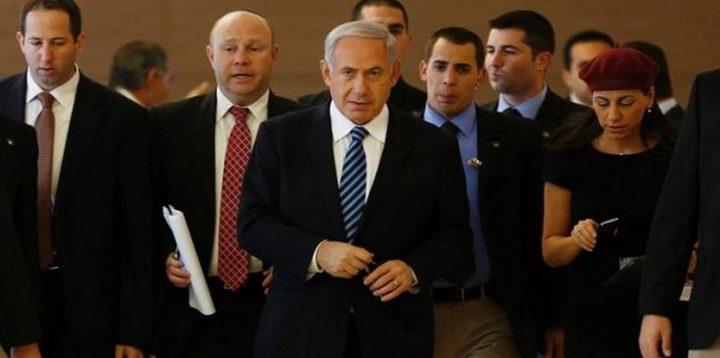 استطلاع: الجمهور الاسرائيلي غير راضٍ عن أداء الحكومة