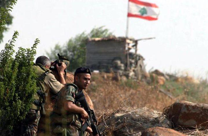 """الجيش اللبناني يشتكي """"إسرائيل"""" بسبب تفجير """"درع الشمال"""""""