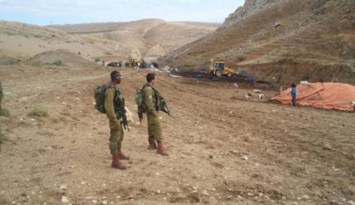 الاحتلال يعتقل راعي أغنام في الأغوار الشمالية