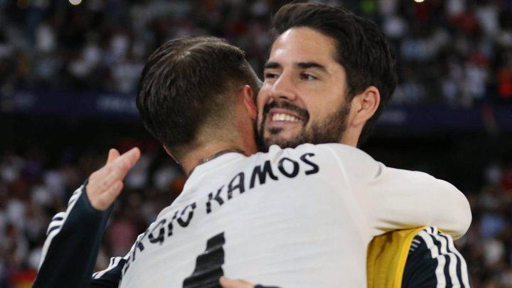 إيسكو: لا افكر بالرحيل عن ريال مدريد