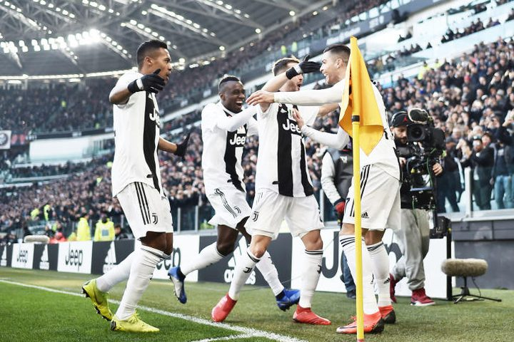 بطولة إيطاليا: يوفنتوس ورونالدو ينهيان العام بأفضل طريقة