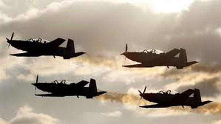 طيران حربي يخترق اجواء جنوب لبنان