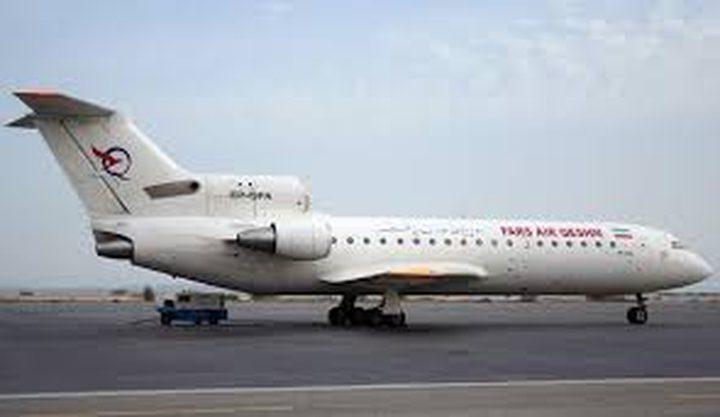 الاشتباه بقيام طائرة نقل إيرانية بحمل أسلحة لحزب الله