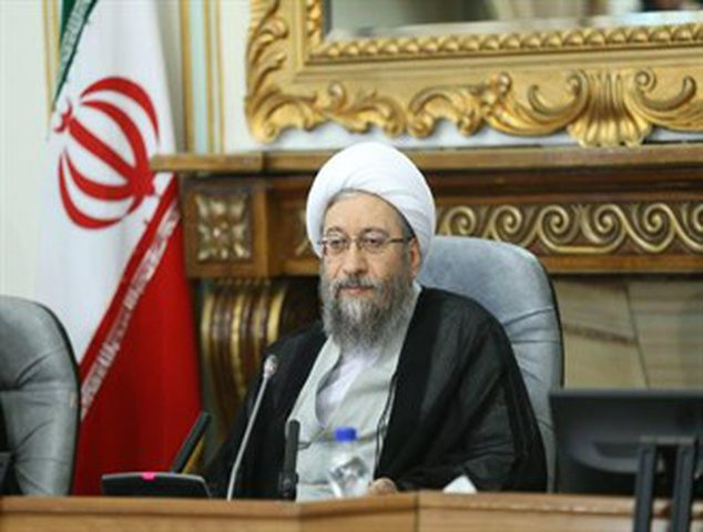 تعيين آملي لاريجاني رئيسًا لمجمع تشخيص مصلحة النظام بإيران