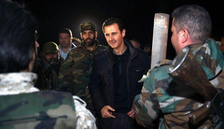 الاحتلال يكشف سبب امتناع حكومته عن اغتيال الرئيس بشار الاسد