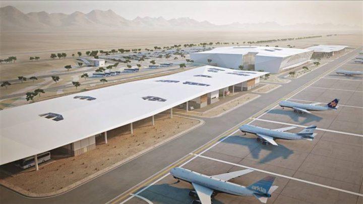 """الاحتلال يفتتح مطار """"رامون"""" الدولي في يناير المُقبل"""