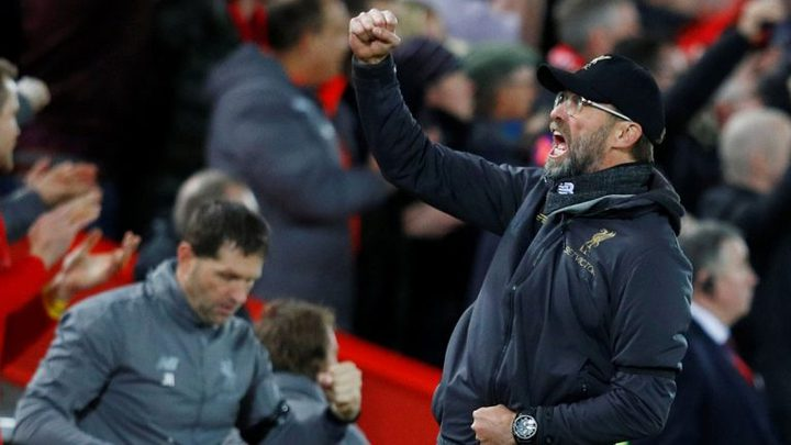 مدرب ليفربول كاد يبكي بسب صلاح
