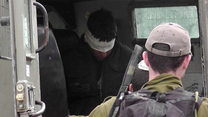 اعتقال شاب على حاجز جنوب نابلس