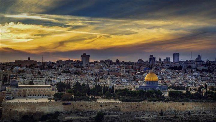 القدس:شهيد وزيادة حدة الانهيارات والتشققات خلال الشهر الجاري