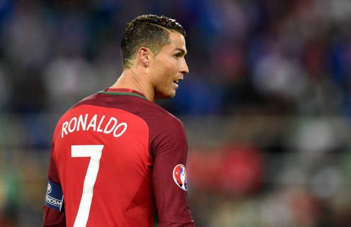رونالدو يكشف عن موعد عودته للمنتخب البرتغالي
