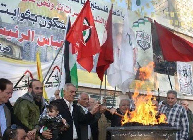 الآلاف يشاركون في ايقاد شعلة الانطلاقة في مخيمات لبنان