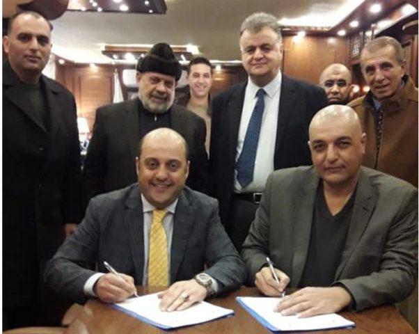 اتفاقية تعاون نقابية فلسطينية أردنية
