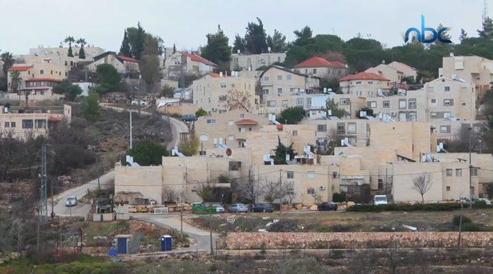 إدانة واسعة لخطط إسرائيل الاستيطانية الجديدة في الضفة