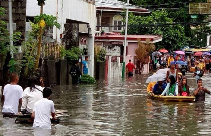 ارتفاع حصيلة ضحايا العاصفة في الفلبين إلى 68 قتيلا