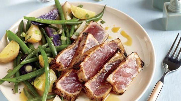 13 فائدة مذهلة لسمك التونة