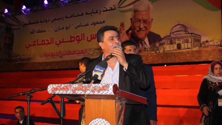 نصر: حماس أعادت المشهد السوداوي بهرواتها التي قمعت المصلين