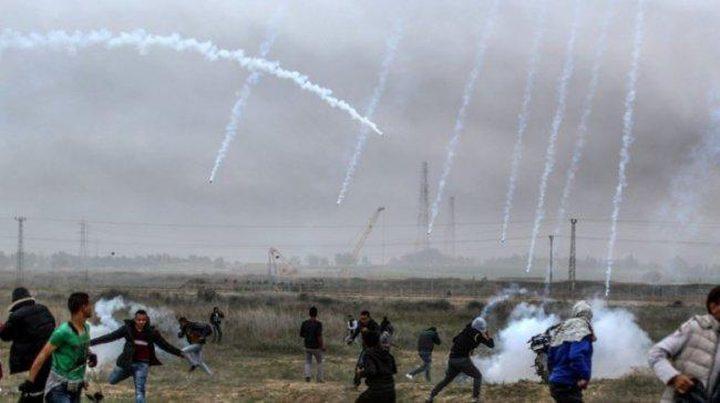 الاحتلال يطلق النار تجاه المزارعين وصيادي العصافير