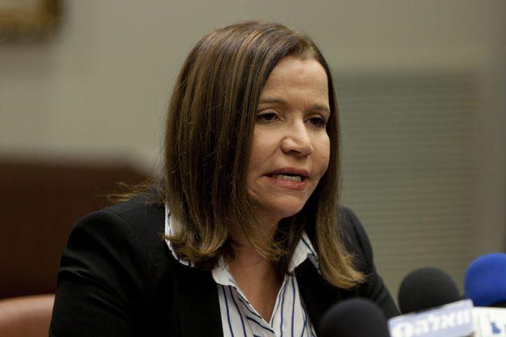 """""""حزب العمل"""" يعين رئيسة جديدة للمعارضة الإسرائيلية"""