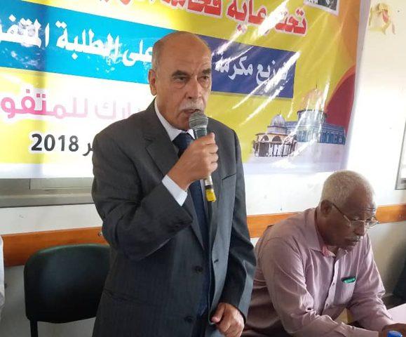 أبو سمهدانة: الاعتداء على أبناء وقيادات فتح جريمة