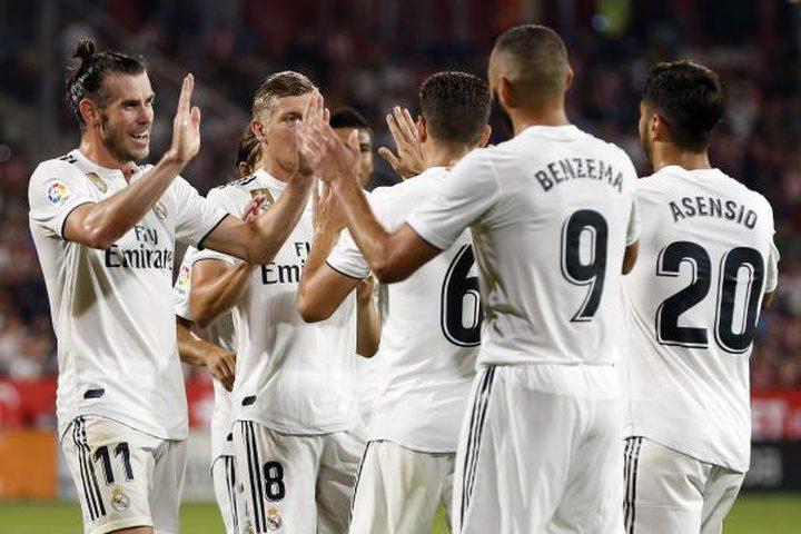 هداف ريال مدريد في 2018.. ليس مدريديا