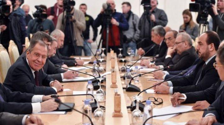 بدء حوار سوري سوري برعاية روسية
