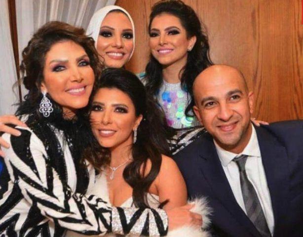 هذه العروس الجميلة ابنة نجمة مصرية.. خمنوا من تكون؟