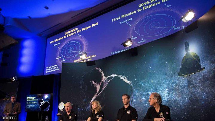 مسبار ناسا يتصل بالأرض خلال مهمة على حافة المجموعة الشمسية