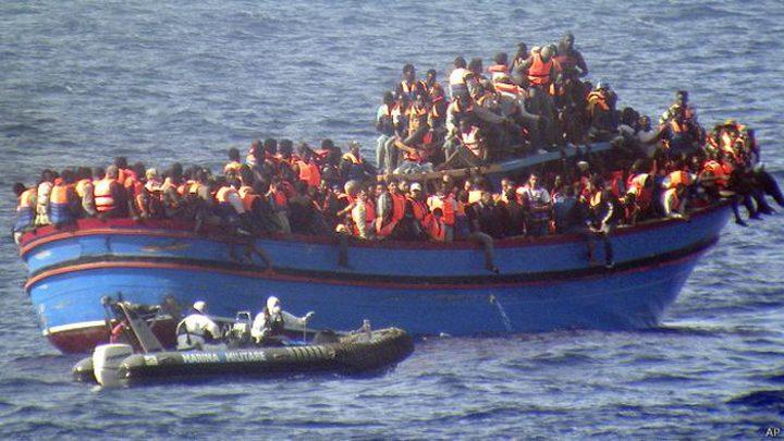 اسبانيا: إنقاذ أكثر من 300 مهاجر بداية العام الجديد